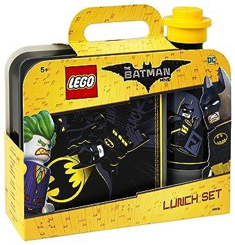 Amazon.com: LEGO Batman Lunchset Black: Toys & Games