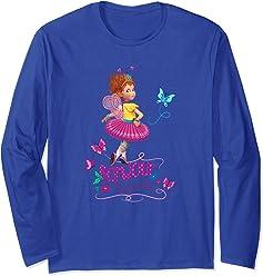 Disney Fancy Nancy Bonjour Long Sleeve T-shirt