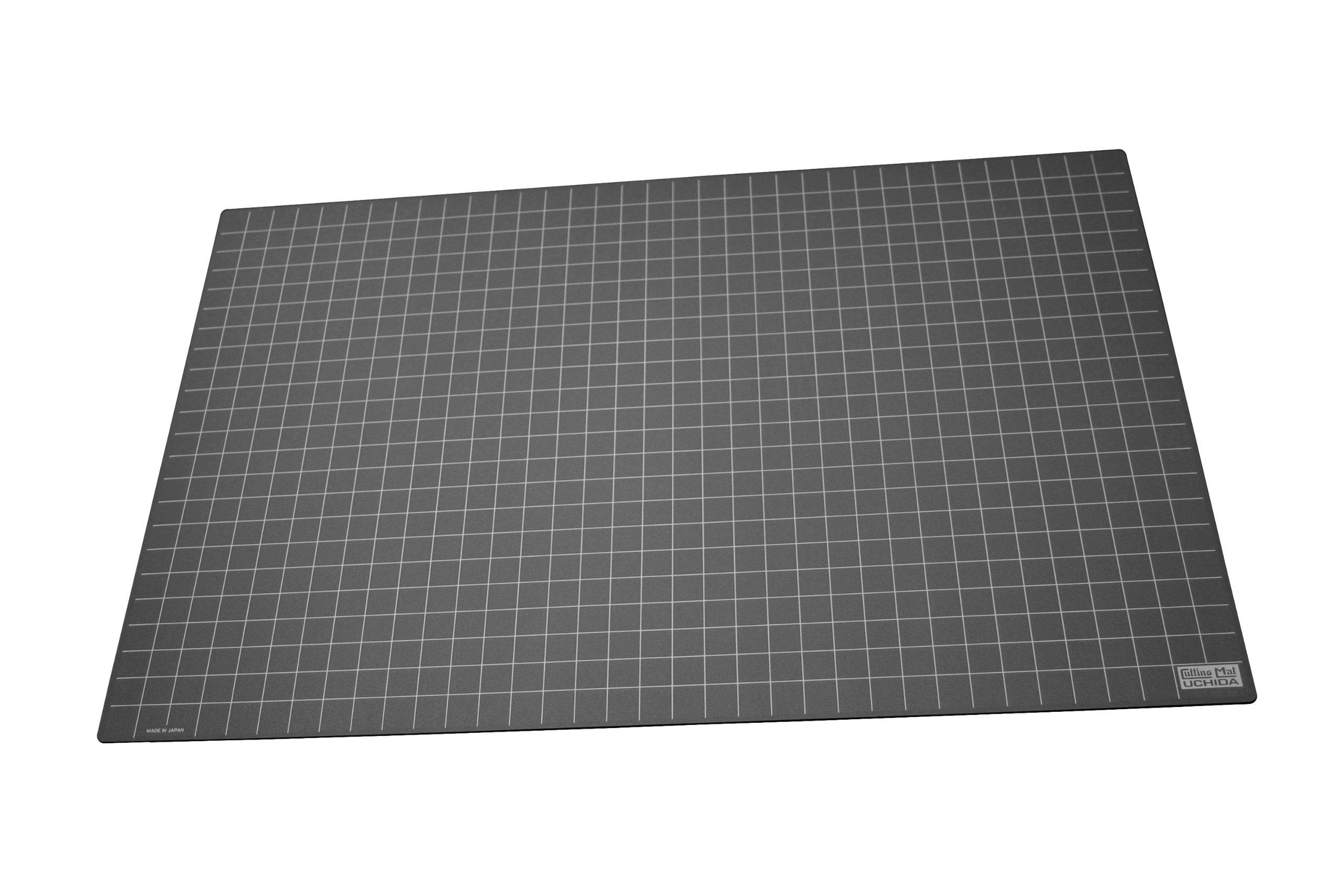 Uchida BL Marvy Opaque Cutting Mat, Black, 24-Inch by 36-Inch