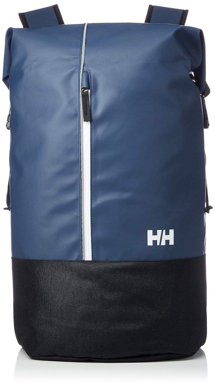 [ヘリーハンセン] リュックサック HY91882 アーケルロールパック B07F2RB3TZ DN(ディープネイビー)