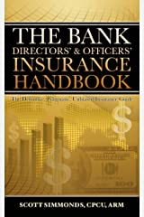 Bank  Directors' & Officers' Insurance Handbook Kindle Edition