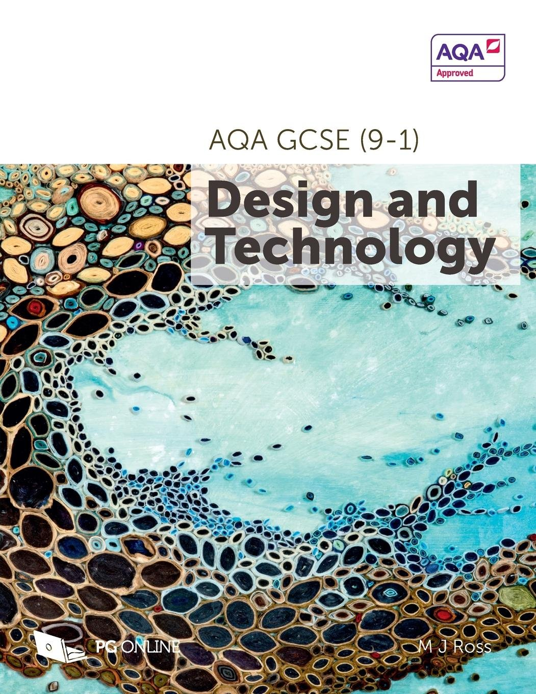 Aqa Gcse 9 1 Design Technology 8552 Amazon Co Uk M J