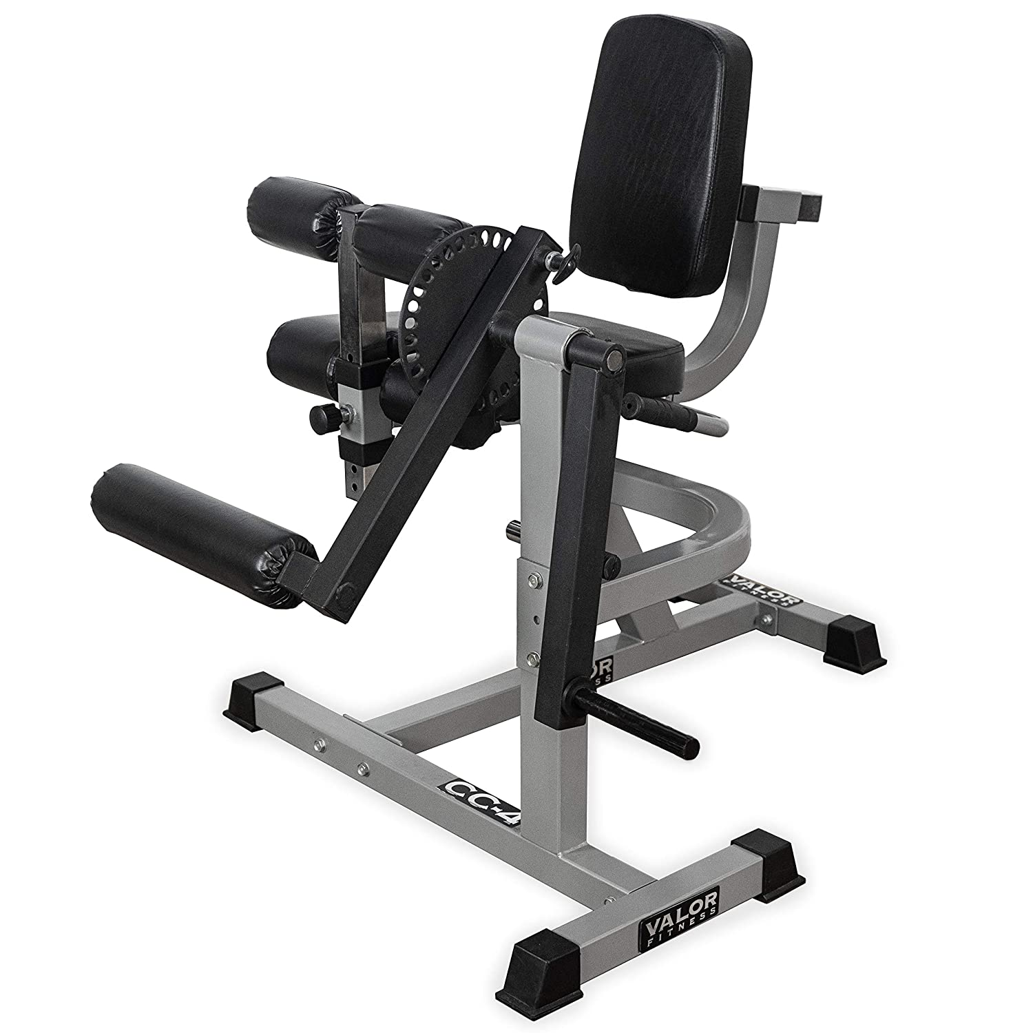 Valor Fitness CC-4 Adjustable Leg Curl Extension Machine