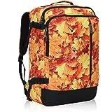 Hynes Eagle Men Backpack 38L Flight Approved Weekender Carry on Backpack Travel Backpack for Women Maple Leaf