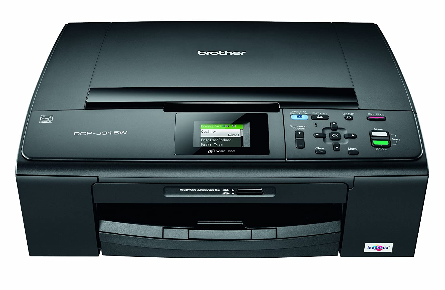 BROTHER DCP-J315W SCANNER DRIVER DOWNLOAD (2019)
