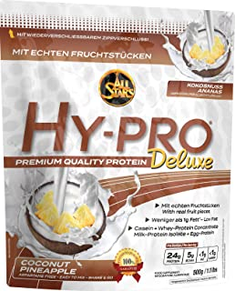 All Stars Hy-Pro Deluxe Coconut Pineapple - 500 gr