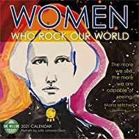 Image for Women Who Rock Our World 2021 Wall Calendar