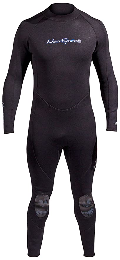 Amazon.com : NeoSport Wetsuits Men's Premium Neoprene 5mm Full ...