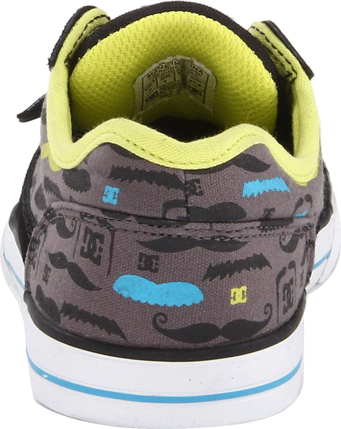 Little Kid//Big Kid DC Bristol SE Skate Shoe