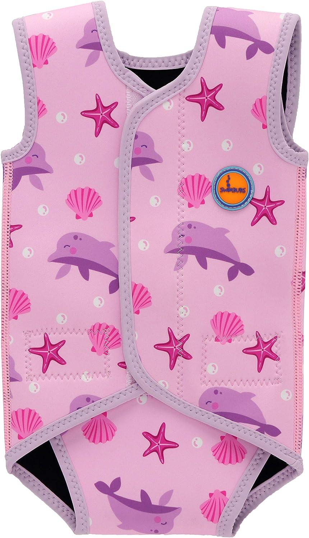 Swimbubs Baby Swimming Wrap Toddler Wetsuit Boys Warmsuit Girls UV Swimsuit