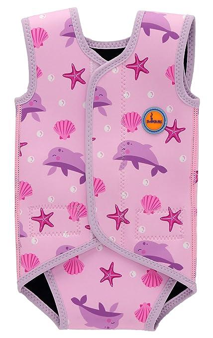Swimbubs Envoltura de natación para bebés Traje de Neopreno ...