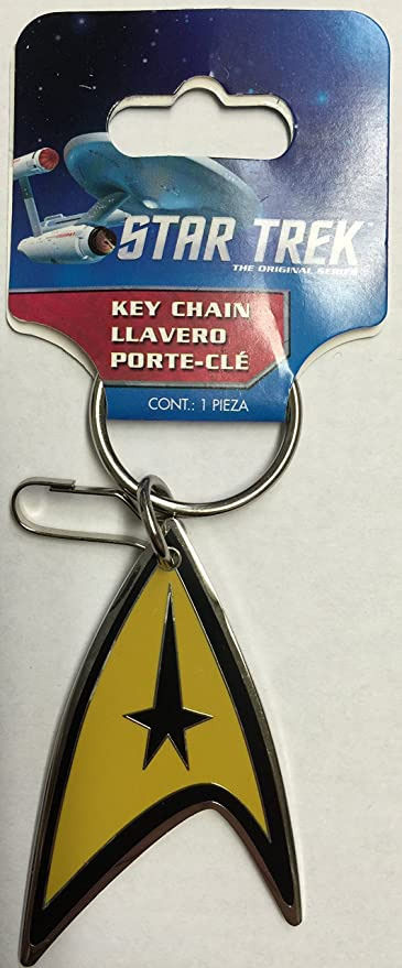 Star Trek Enamel Key Chain
