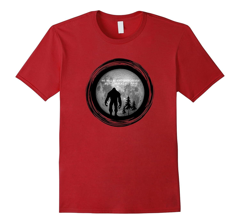 Bigfoot Dakota Indian Quote Shirt- sasquatch-CL
