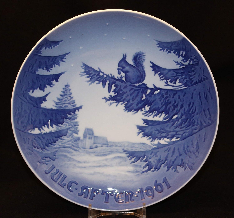 Winter Harmony 1961 Bing /& Grondahl Christmas Plate