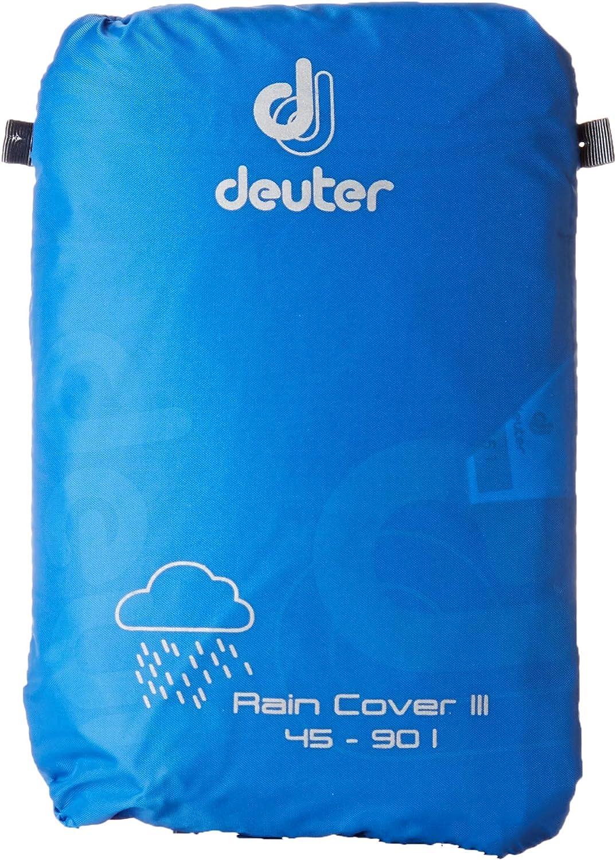 Deuter Rain Cover III Waterproof Rain Cover for Backpacks 45L to 90L