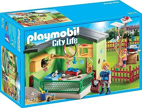 Playmobil 9276 - Katzenpension Spiel