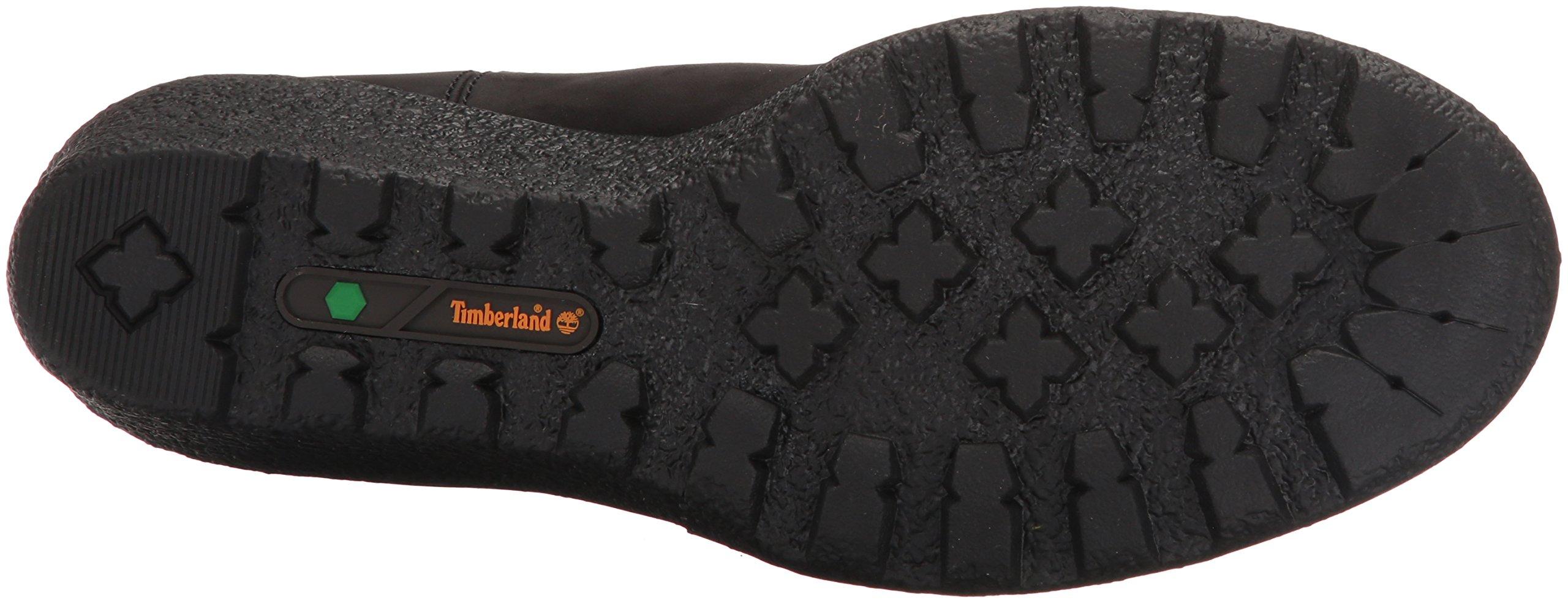 Timberland Women's Amston Chelsea Boot,Black Nubuck,9 M US by Timberland (Image #3)