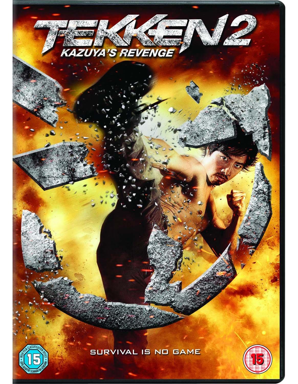 Amazon Com Tekken 2 Kazuya S Revenge Import Anglais Movies Tv