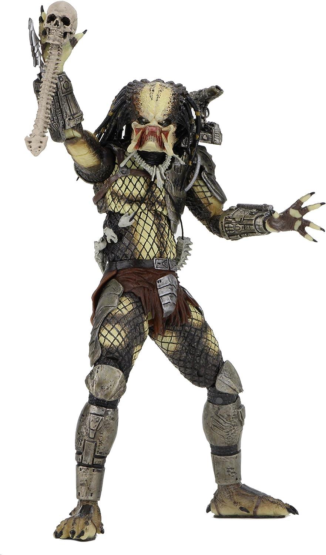 Figura Predator Jungle Hunter 18 cm. 30º aniversario. NECA: Amazon ...
