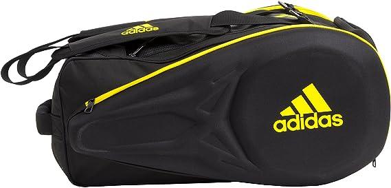 adidas Padel - Racket Bag Adipower ATTK, Color Amarillo,Negro ...