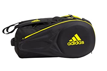 adidas Padel - Racket Bag Adipower ATTK, Color Amarillo,Negro: Amazon.es: Deportes y aire libre