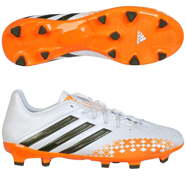 Adidas Schuhe Nockenschuhe P Absolion LZ FG Nockenschuhe runwht eargr, Größe Adidas 8