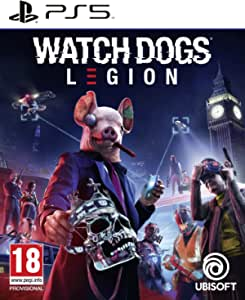 Watch Dogs Legion - Standard Edition - Playstation 5