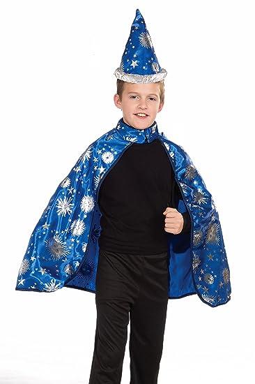 Amazon.com: Lil Asistente capa y sombrero disfraz infantil ...