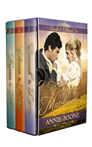 Colorado Matchmaker Boxed Set: Books 1-3