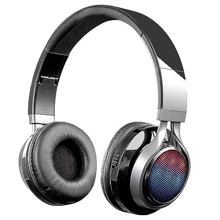 Zebronics DISC Bluetooth Headphone  Black