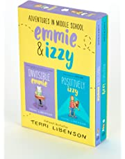 Adventures in Middle School: Invisible Emmie / Positively Izzy