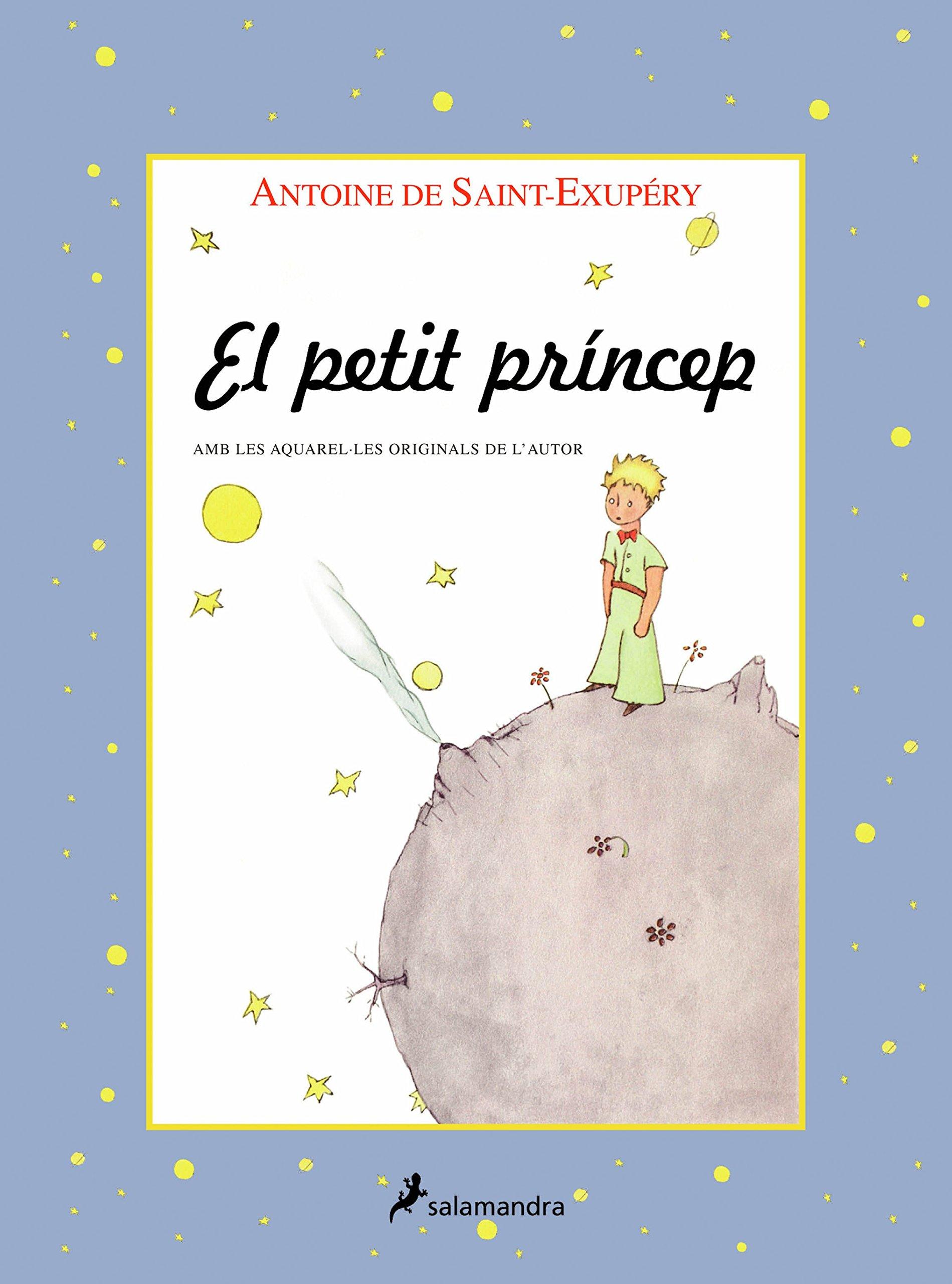 El petit princep (Antoine de Saint-Exupéry): Amazon.es ...