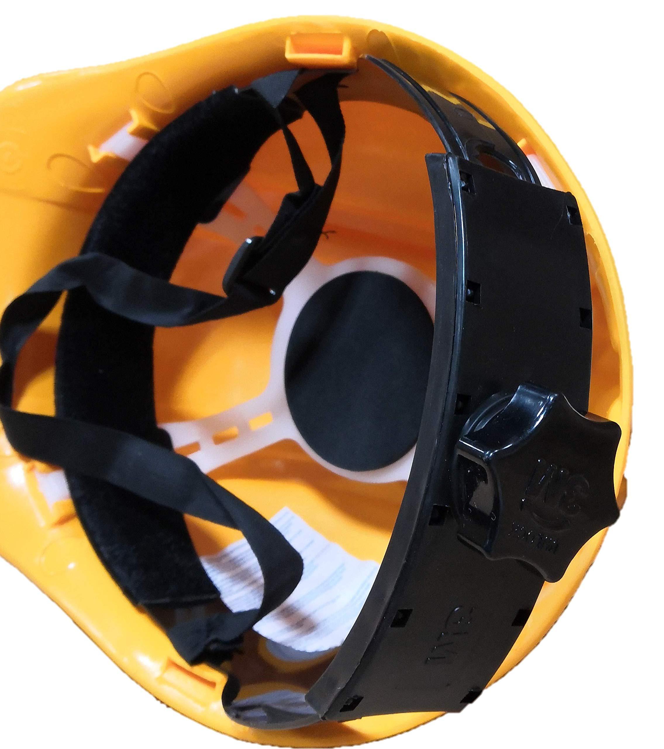 3M H-401R Hardhat 4 pt Pinlock - Ratchet (Yellow) (B07YB6HZWV) Amazon Price History, Amazon Price Tracker