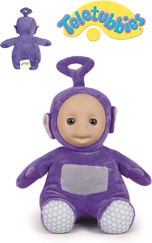 PBP Teletubbies - Peluche Tinky Winky, personaje lila 30cm Calidad ...