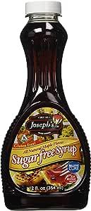 Joseph's Syrup Sugar Free all Natural Maple 354 ml
