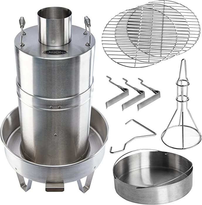 Top 10 Orion Stainless Steel Charcoal Cooker