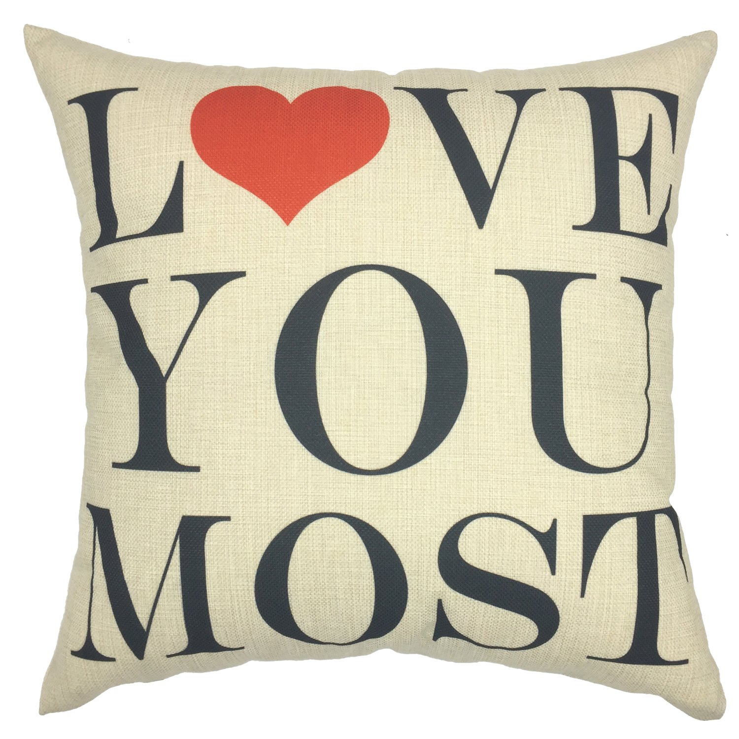 Unique Throw Pillow Covers 18x18 : Cotton Linen Square Decorative Throw Pillow Cushion Cover 18x18 Inch New eBay