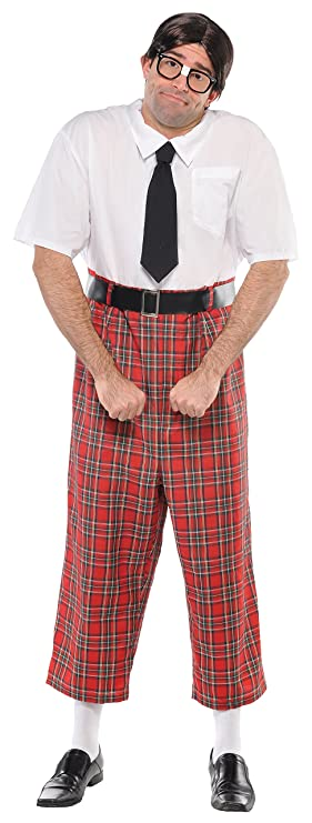 Amscan Internacional adultos estándar Jumsuit con corbata y ...