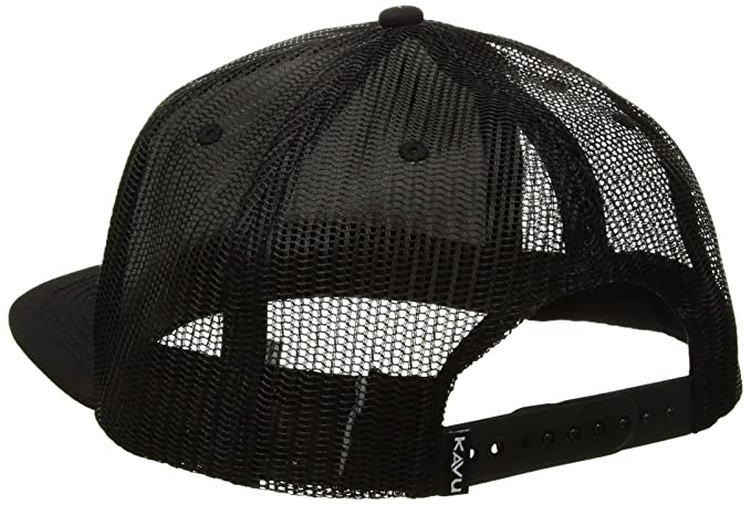e69148af4 Amazon.com: KAVU Air Mail Headwear - Black - One Size: Sports & Outdoors