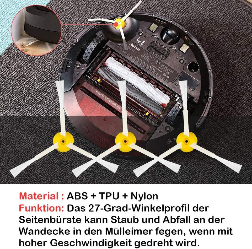 Accessoires de rechange pour iRobot Roomba 800 900 s/érie Kit de pi/èces de rechange pour iRobot Roomba 800 850 851 860 865 866 870 871 876 880 885 886 890 891 896 900 960 966 980 990-20