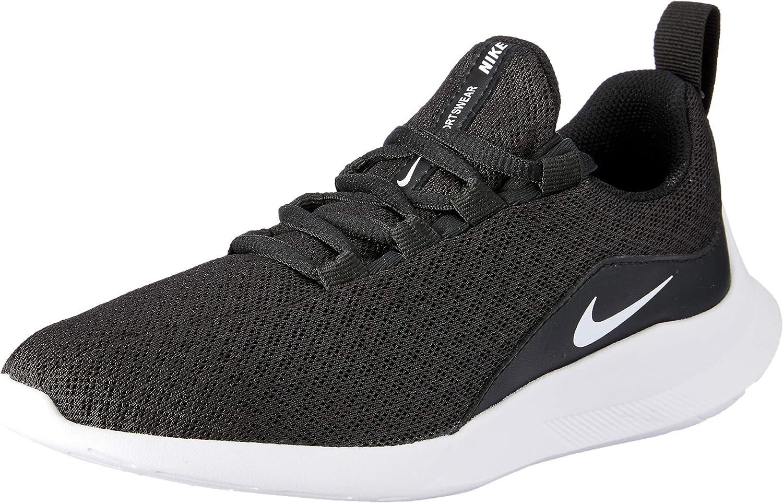 facil de manejar oído Puñado  Nike Viale (Gs), Men's Trainers, Black (Black/White 001), 6 UK (39 EU):  Amazon.co.uk: Shoes & Bags
