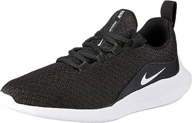 Nike VIALE (GS), Zapatillas de Running para Hombre, Negro (Black/White 002), 38.5 EU: Amazon.es: Zapatos y complementos