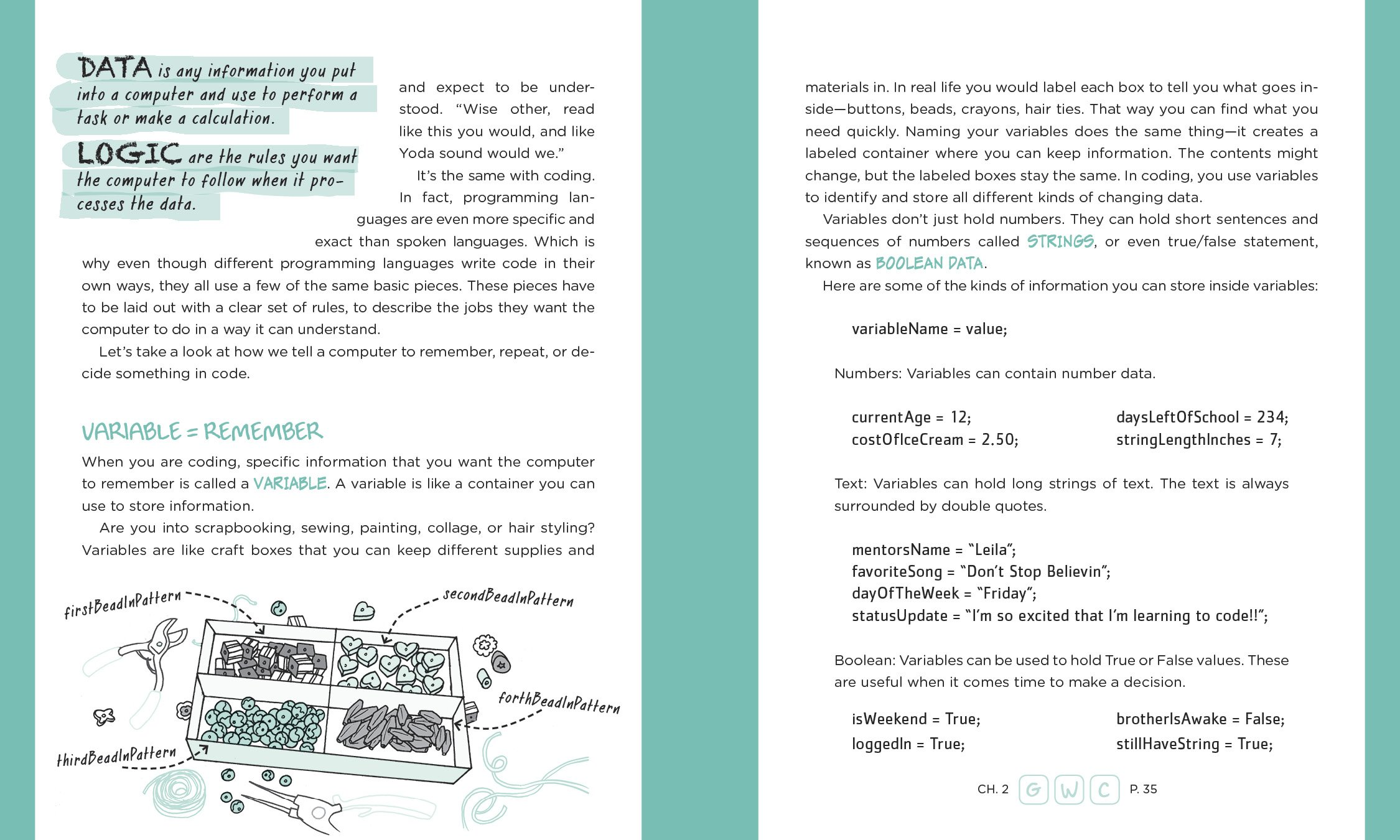 Girls Who Code: Learn to Code and Change the World by Viking Books for Young Readers (Image #5)