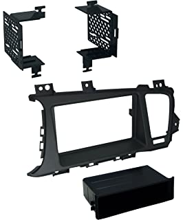 Ai CDK658 Radio Replacement Kit 2014-2015 Jeep Dash Kit American International