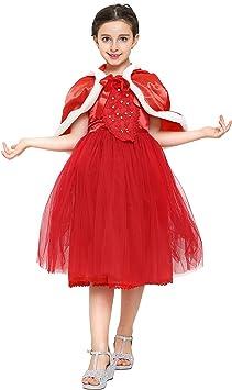 Katara - Disfraz de princesa, vestido de Elsa o Caperucita Roja ...