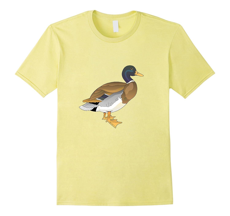 Mallard Duck t-shirt Cute Duckling Quack Nature-Art