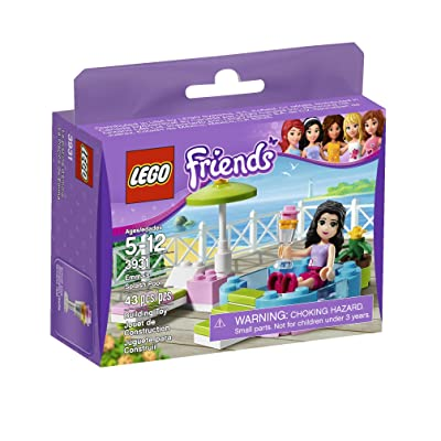 LEGO Friends Emma's Splash Pool 3931: Toys & Games