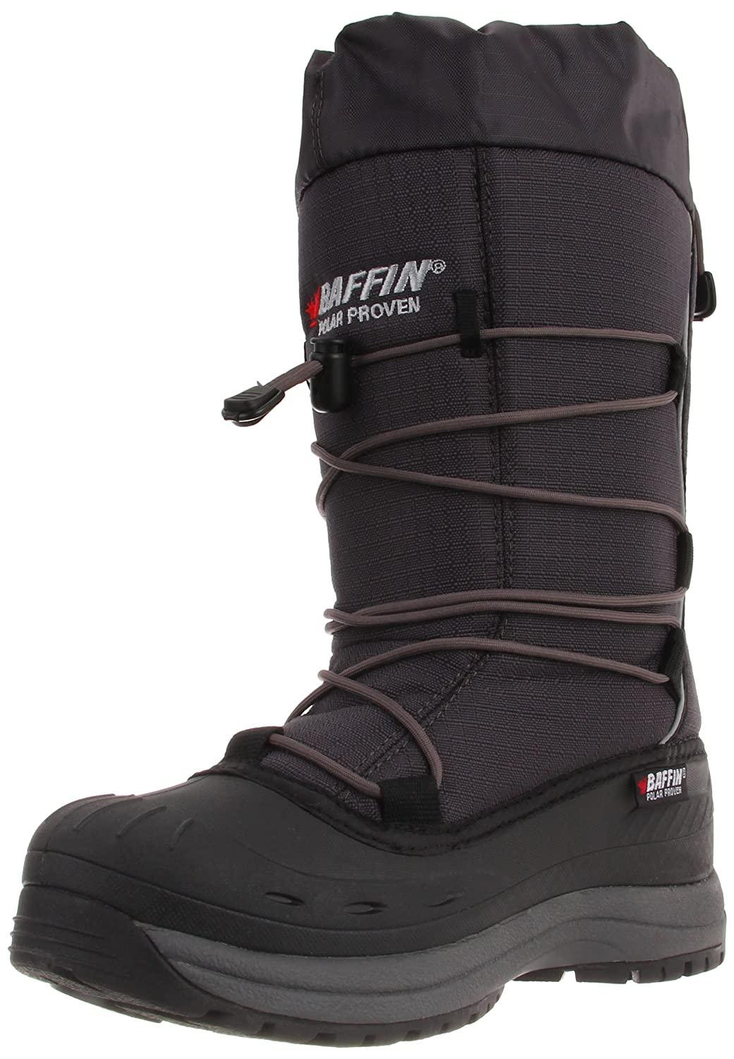Baffin Women's Snogoose Winter Boot B006SWJHAS 8 B(M) US|Charcoal