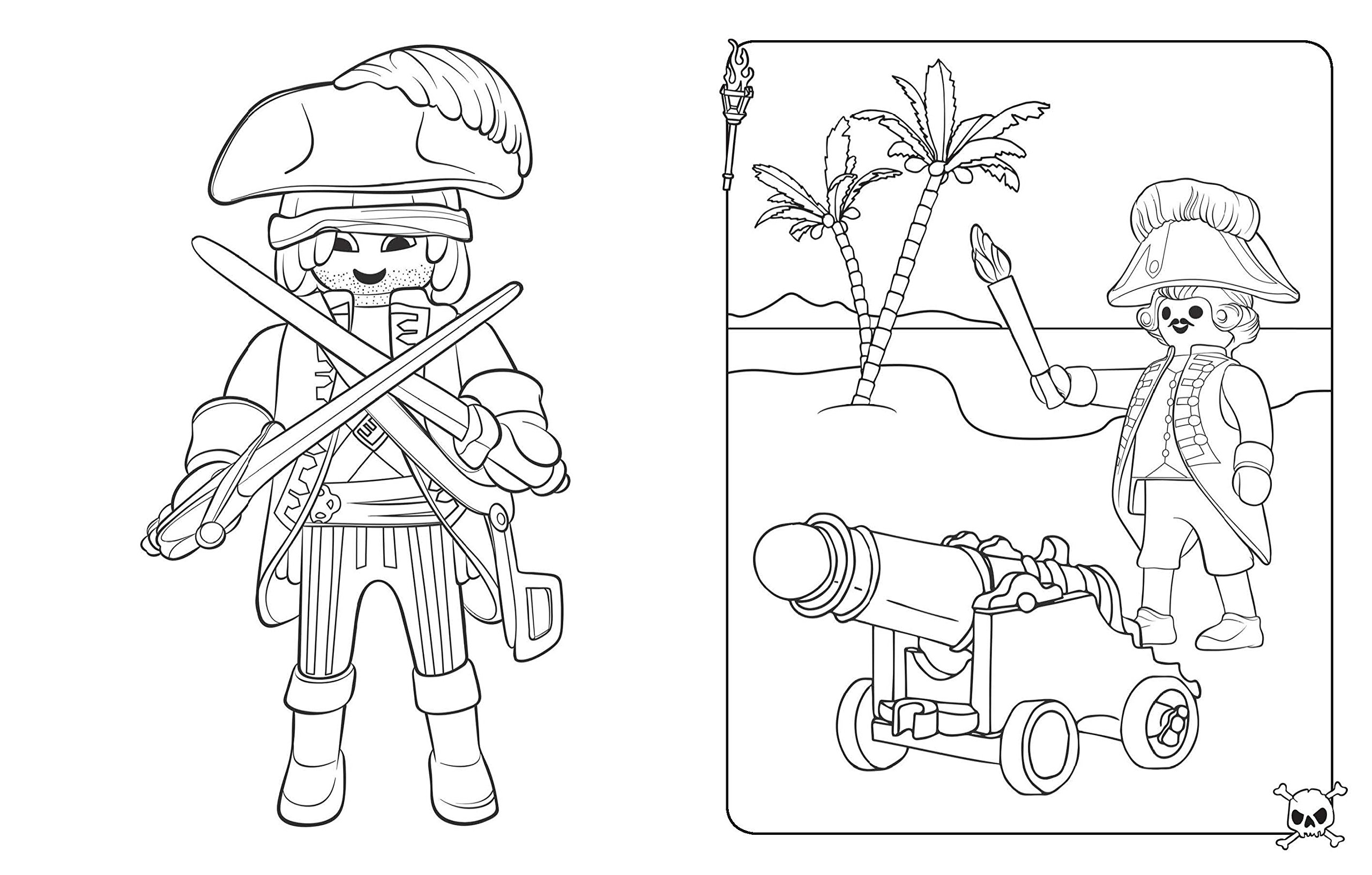 Playmobil Mega Malspaß für Jungen: 8: Amazon.com: Books