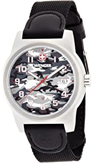 Mens Watches Wenger Field Classic Color 01.0441.108